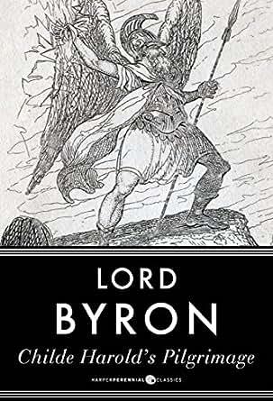 childe harold s pilgrimage ebook lord byron amazon co uk