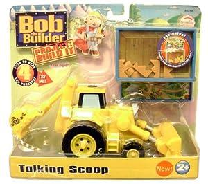 Bob The Builder - Talking Scoop