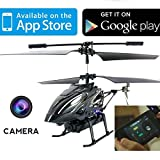 Thinkgizmos Ihelicopter With Camera - Icam Lightspeed Android / Ipad / Iphone Controlled I-Helicopter With Camer