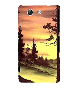 Perfect print Back cover for Sony Xperia Z4 Compact