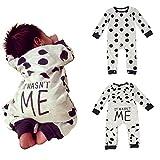 puseky Baby Jungen Mädchen (0-24 Monate) Romper Bekleidung 0~6 Months