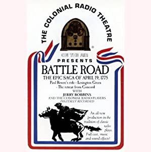 Battle Road (Dramatized) | [Jerry Robbins]