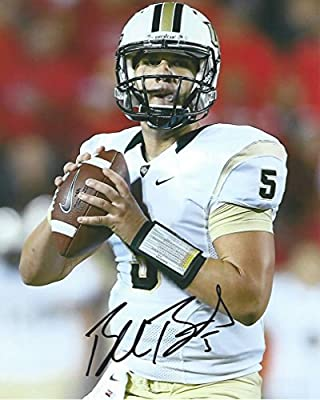 Blake Bortles Jacksonville Jaguars, Central Florida, Signed, Autographed, 8X10 Photo, a COA with the Proof Photo of Blake Signing Will Be Included