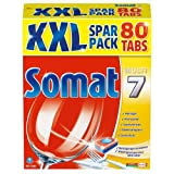 Somat 7  XXL Spar Pack 80 Tabs, 1520 gvon &#34;Somat&#34;