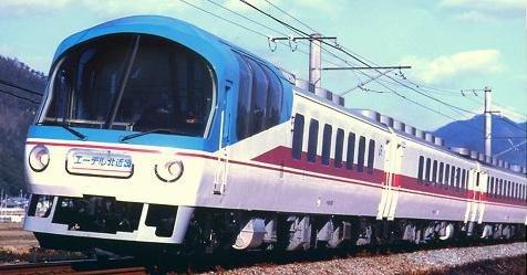 Nゲージ A2391 キハ65系 800/1800番台「エーデル北近畿」タイプ 4両セット