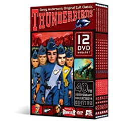 Thunderbirds 40th Anniversary Collector's Edition Megaset by