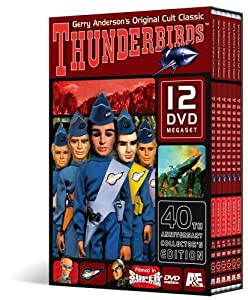 Thunderbirds 40th Anniversary Collector's Edition Megaset
