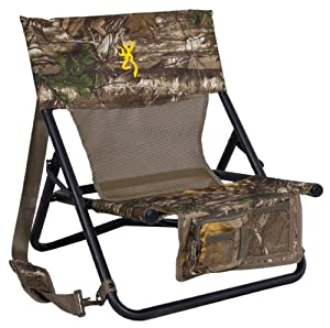 Browning Camping Woodland Ultimate Turkey and Predator Hunting Chair by Browning Camping