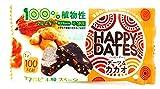 味覚糖 HAPPY DATES デーツ&カカオ 1個×10個