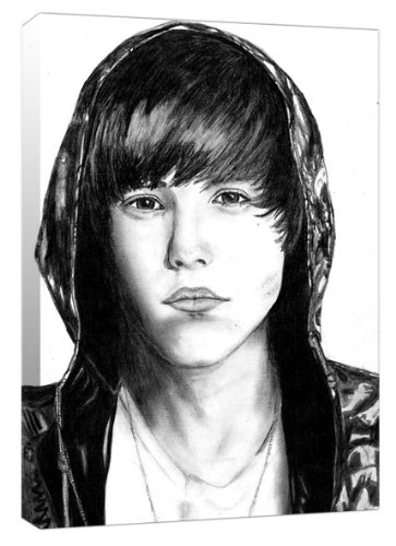 justin bieber drawing step by step. justin bieber drawing.
