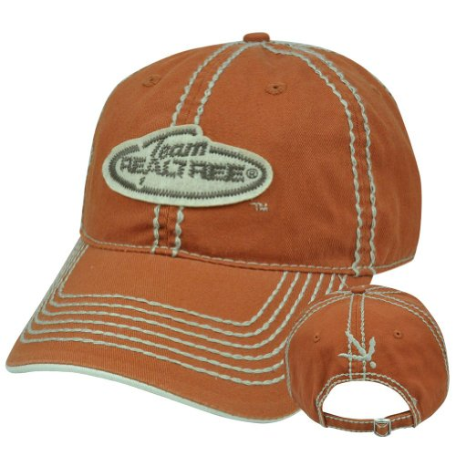 Team Realtree Brand Patch Stitch Relaxed Slouched Fit Hunting Fishing Hat Cap