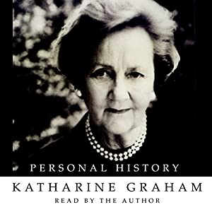Personal History Audiobook