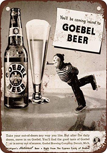 1943-goebel-cerveza-reproduccion-de-aspecto-vintage-metal-placa-metalica-12-x-18-inches