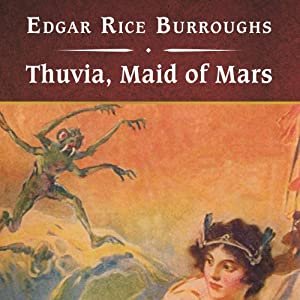 Thuvia, Maid of Mars Hörbuch