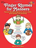 img - for Finger Rhymes for Manners book / textbook / text book
