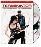 Terminator: The Sarah Connor Chronicles - Season 1 on DVD