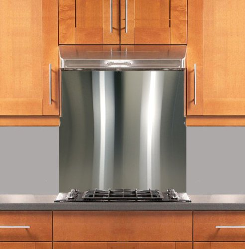 Stainless Steel Backsplash 30