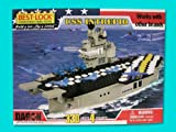 Best Lock USS Intrepid Construction Toy 330 Pieces