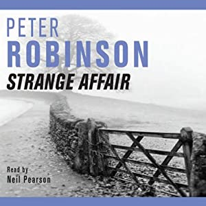 Strange Affair Audiobook