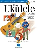 Play Ukulele Today Level Two (Book/CD)