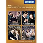TCM Greatest Classic Films Legends: Cary Grant DVD Set