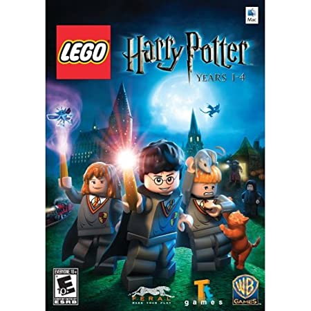 LEGO Harry Potter: Years 1-4 [Mac Download]