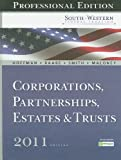 img - for South-Western Federal Taxation 2011: Corporations, Partnerships, Estates and Trusts, Professional Version (with H&R Block @ Home(TM) Tax Preparation Software CD-ROM) book / textbook / text book