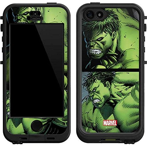 Marvel Hulk Lifeproof Nuud iPhone 5&5s Skin - Hulk Vinyl Decal Skin For Your Lifeproof Nuud iPhone 5&5s (Iphone 5 Marvel Decal compare prices)
