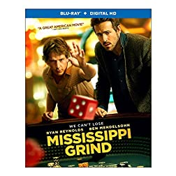 Mississippi Grind [Blu-ray]