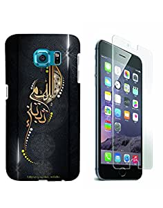 Aart 3D Luxury Desinger back Case for samsung galaxy S7 edge FREE Tempered glass screen protector by Aart Store.