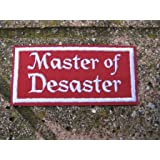 "Aufn�her / Aufb�gler / Patch Master of Desastervon ""Creativestuff"""