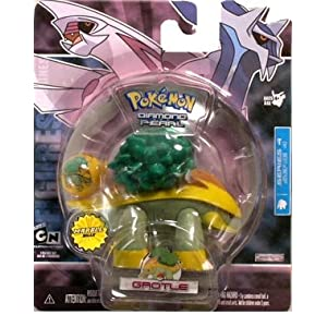 Grotle - Pokemon Diamond and Pearl Marble Series 4