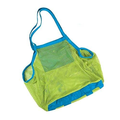 Amariver Sand Away Carry All Beach Mesh Bag Tote (Swim, Toys, Boating. Etc.)
