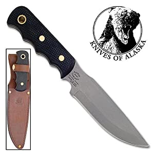 Knives of Alaska Suregrip Bush Camp Knife