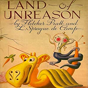 Land of Unreason Audiobook