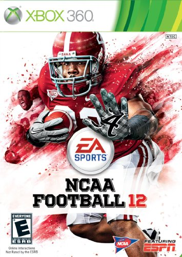 Sale alerts for Electronic Arts NCAA Football 12 - Covvet