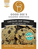 Low Carb, Sugar Free, and Gluten Free Chocolate Chip Cookie Mix