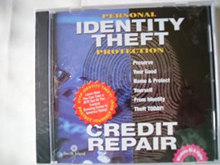 Personal Identity Theft Protection Credit Repair