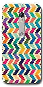 SEI HEI KI Designer Mobile Back Cover Case For Motorola Moto X Style
