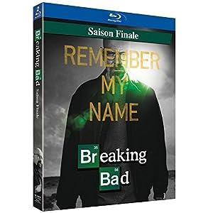 Breaking Bad - Saison Finale (saison 5 2nde partie - 8 épisodes) [Blu-ray