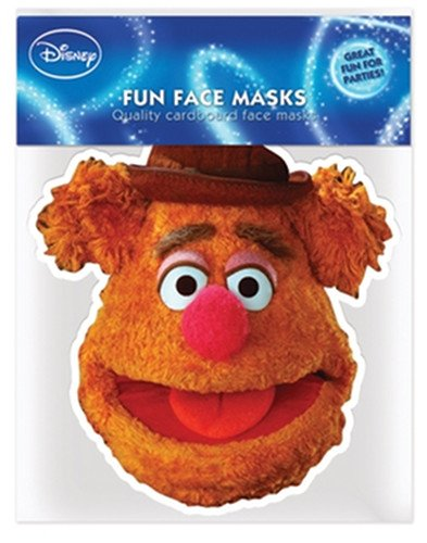 The Muppets Party-Maschera Fozzy