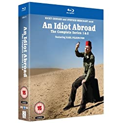 Idiot Abroad: Box Set Series 1 & 2 [Blu-ray]