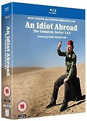 An Idiot Abroad Box Set - Series 1 and 2 [Blu-ray][Region Free]