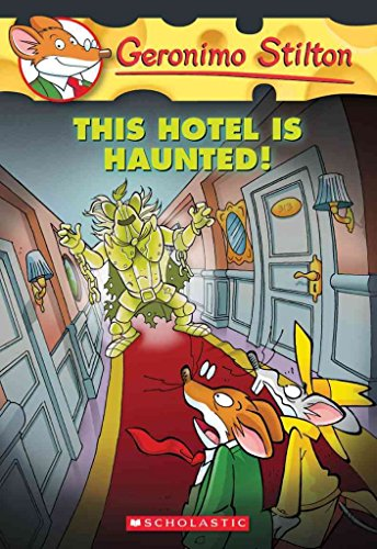[This Hotel Is Haunted!] (By: Geronimo Stilton) [published: October, 2012] (Geronimo Stilton Haunted Hotel compare prices)