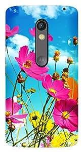 TrilMil Printed Designer Mobile Case Back Cover For Motorola Moto X Play