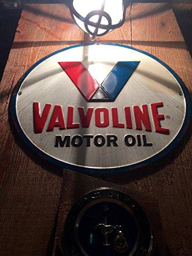 valvoline-motor-oil-ford-mustang-wall-light