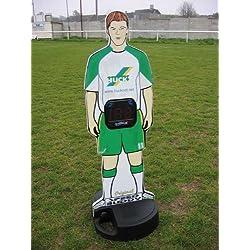 digital football mannequin