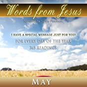 Words from Jesus: May: A Reading for Every Day of the Month | [Simon Peterson]