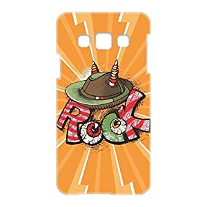 a AND b Designer Printed Mobile Back Cover / Back Case For Samsung Galaxy A3 (SG_A3_3D_840)
