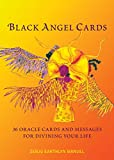 img - for Black Angel Cards: 36 Oracle Cards and Messages for Divining Your Life book / textbook / text book